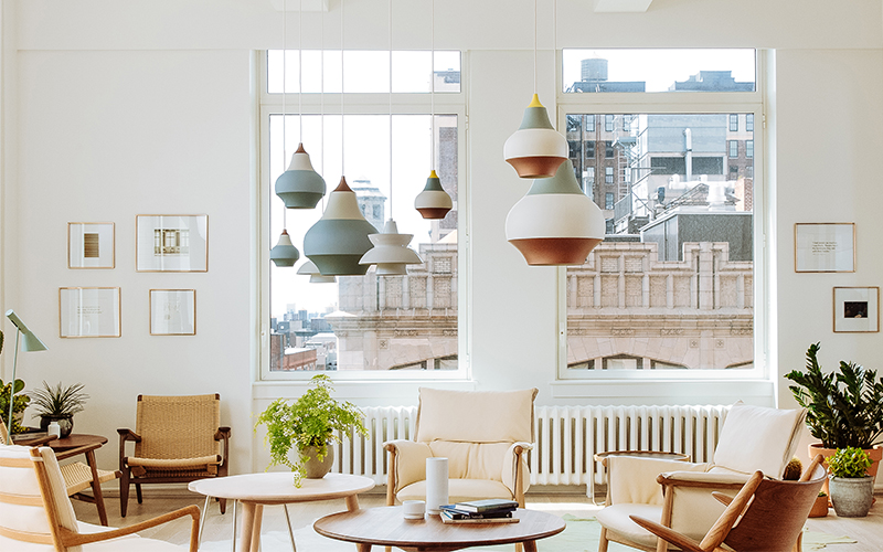 The Popularity of Scandinavian Modern Design